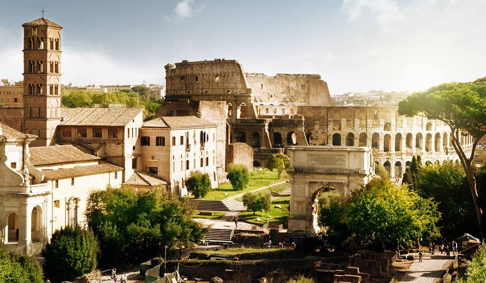 ITALIA COAST TO COAST APPRODA A ROMA!!!