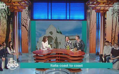 Geo&Geo puntata del 1 dicembre 2017 sul Coast to Coast